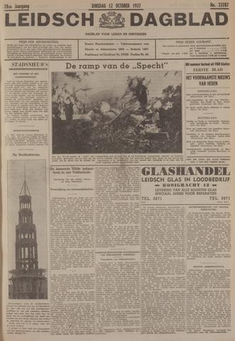 Leidsch Dagblad 1937-10-12