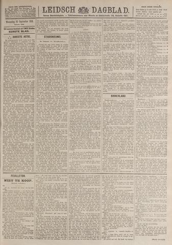 Leidsch Dagblad 1919-09-10