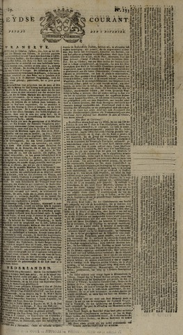 Leydse Courant 1789-11-06