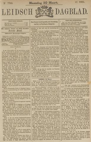 Leidsch Dagblad 1885-03-30
