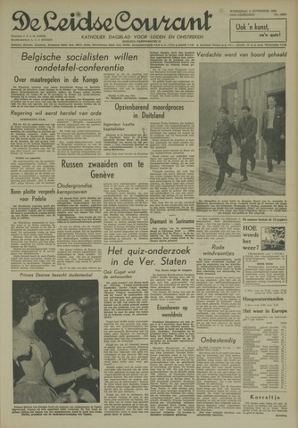 Leidse Courant 1959-11-04