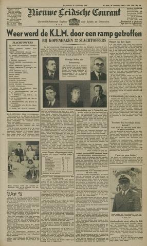 Nieuwe Leidsche Courant 1947-01-27