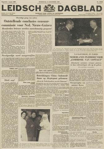 Leidsch Dagblad 1959-12-16