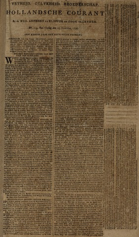 Leydse Courant 1795-12-25