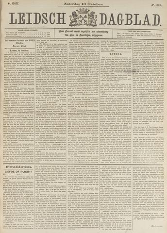 Leidsch Dagblad 1894-10-13