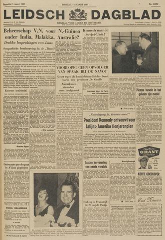 Leidsch Dagblad 1961-03-14