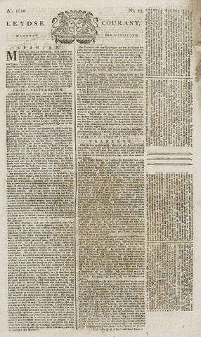 Leydse Courant 1820-02-28