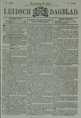 Leidsch Dagblad 1880-06-05