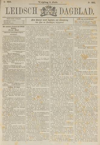 Leidsch Dagblad 1892-07-01