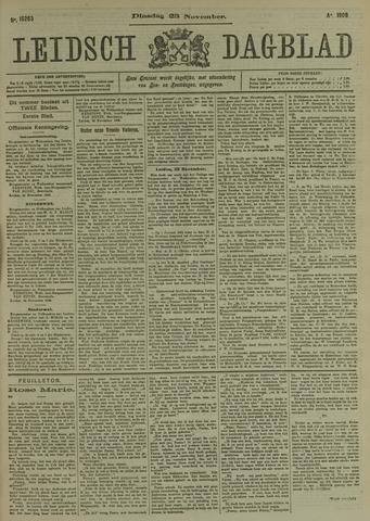 Leidsch Dagblad 1909-11-23