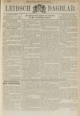 Leidsch Dagblad 1893-02-25