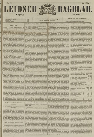 Leidsch Dagblad 1870-06-03