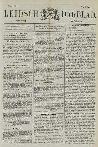 Leidsch Dagblad 1875-02-03