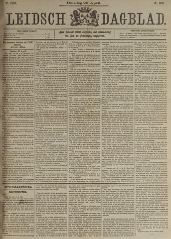 Leidsch Dagblad 1897-04-20