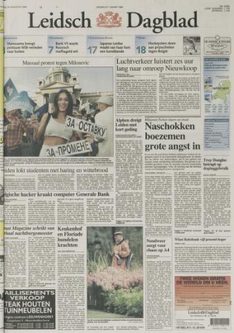 Leidsch Dagblad 1999-08-20