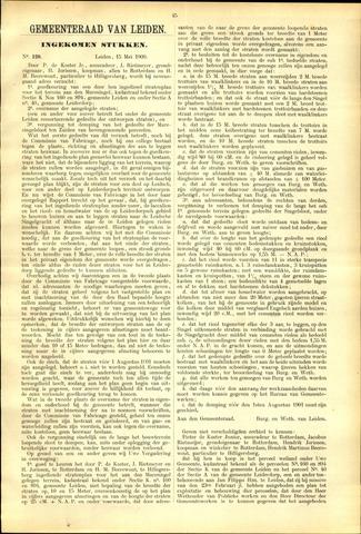 Handelingen van de Raad 1900-05-15