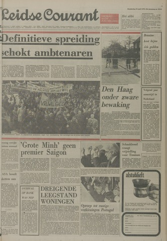 Leidse Courant 1975-04-24