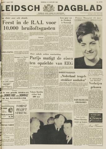 Leidsch Dagblad 1966-01-18