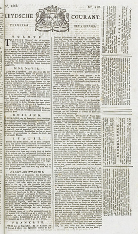 Leydse Courant 1828-10-01