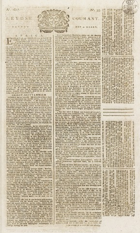 Leydse Courant 1817-03-21