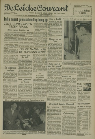 Leidse Courant 1959-10-26