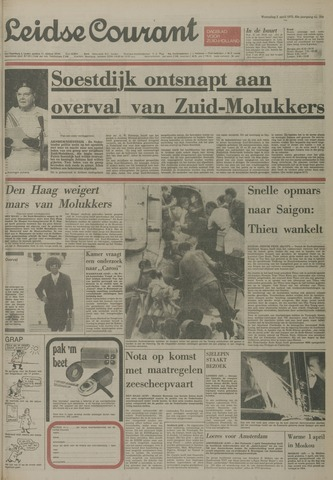Leidse Courant 1975-04-02