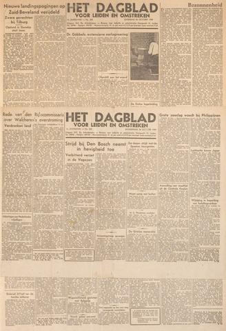Dagblad voor Leiden en Omstreken 1944-10-26
