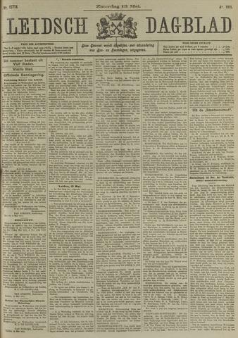 Leidsch Dagblad 1911-05-13