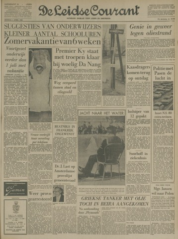 Leidse Courant 1966-04-05