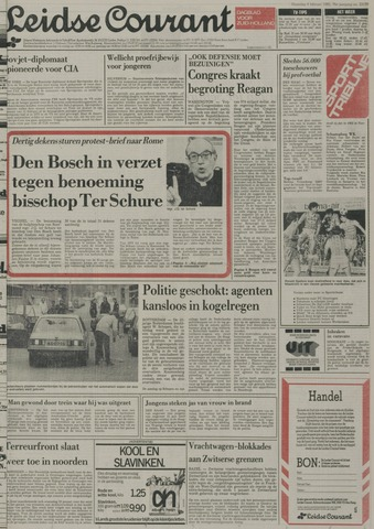 Leidse Courant 1985-02-04