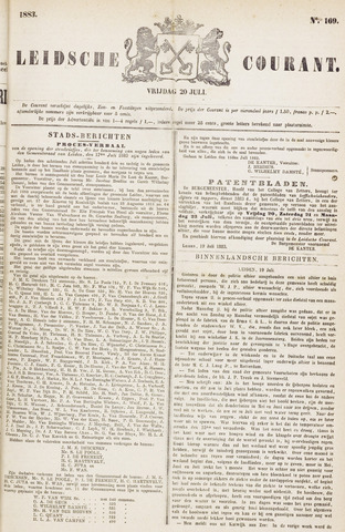 Leydse Courant 1883-07-20
