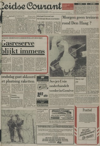 Leidse Courant 1983-11-23