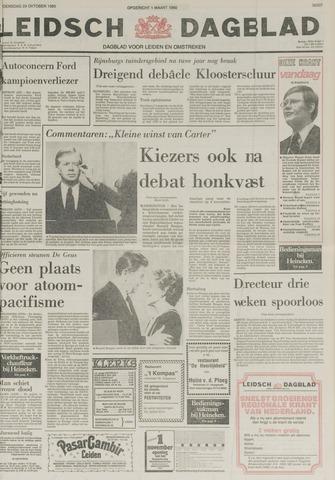 Leidsch Dagblad 1980-10-29