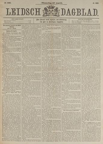 Leidsch Dagblad 1896-04-27