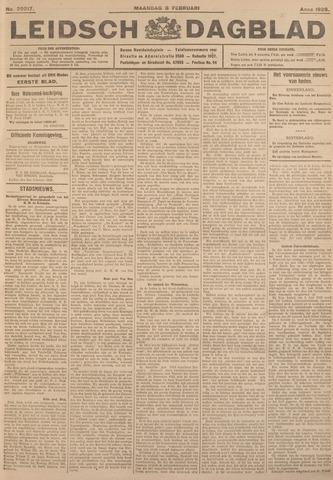 Leidsch Dagblad 1926-02-08
