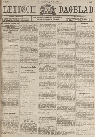 Leidsch Dagblad 1916-04-06