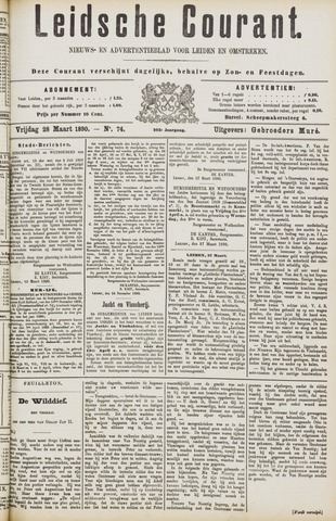 Leydse Courant 1890-03-28
