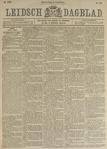 Leidsch Dagblad 1901-10-05