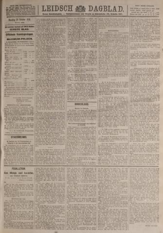 Leidsch Dagblad 1919-10-28