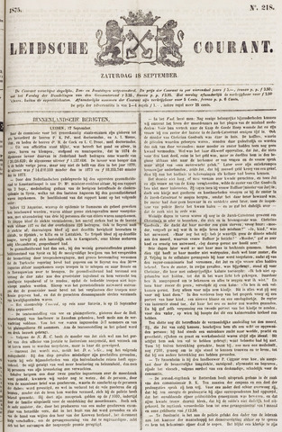 Leydse Courant 1875-09-18
