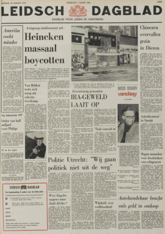 Leidsch Dagblad 1975-01-28