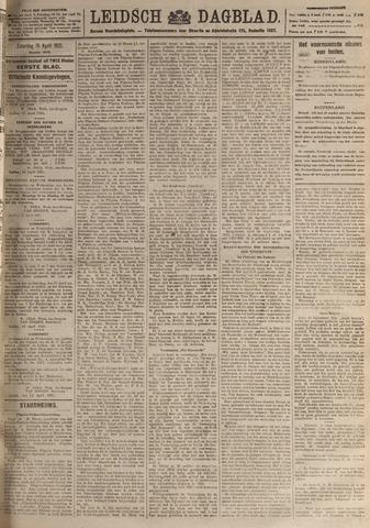 Leidsch Dagblad 1921-04-16