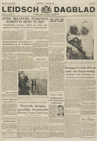 Leidsch Dagblad 1961-01-11