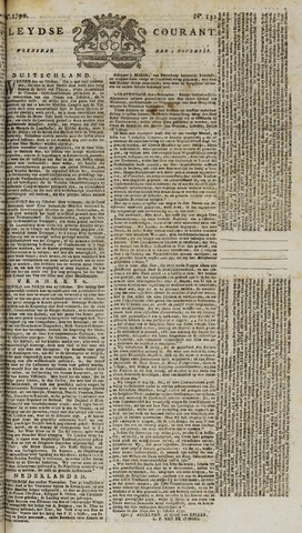 Leydse Courant 1790-11-03