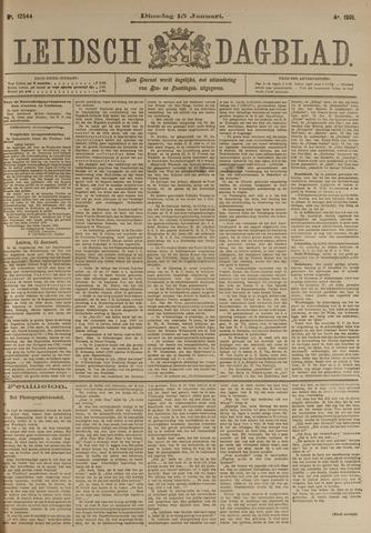Leidsch Dagblad 1901-01-15