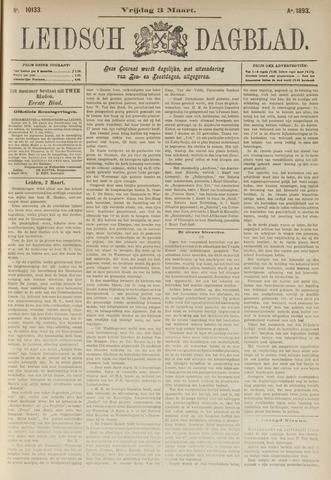 Leidsch Dagblad 1893-03-03