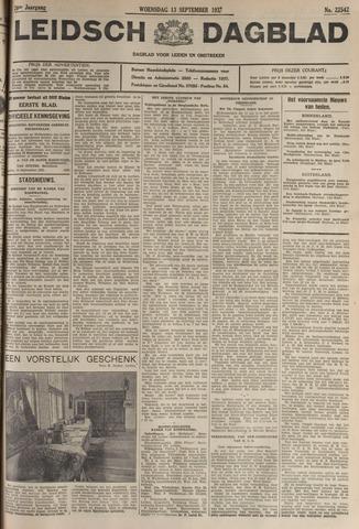 Leidsch Dagblad 1933-09-13