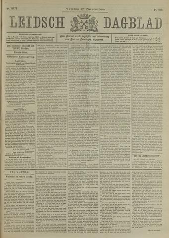 Leidsch Dagblad 1911-11-17