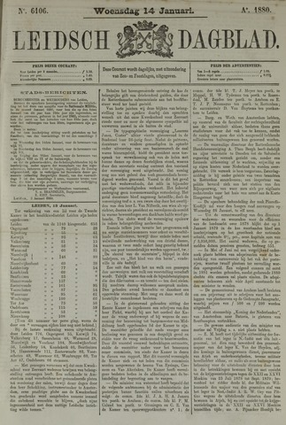 Leidsch Dagblad 1880-01-14