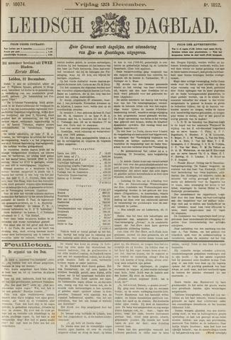 Leidsch Dagblad 1892-12-23